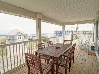 Myers Pleasure Island- Get the feel of the Caribbean in this ocean view condo, Kure Beach