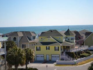 Summer Winds -  Nicely appointed ocean view home with community beach access, Kure Beach