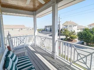 Harris- Ocean view townhouse located on the south end with easy beach access