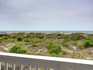 Wrightsville Dunes 1C-H - Oceanfront condo with community pool, tennis, beach, Wrightsville Beach