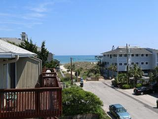 Seaside Serenity- Feel the Serenity at this nicely decorated ocean view duplex, Wrightsville Beach
