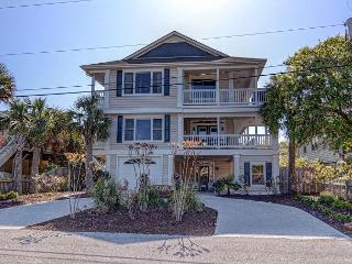 Casa Bella Del Mar - Beach home with ocean breezes & breathtaking water views, Wrightsville Beach
