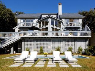Sand Dollar Rd 12, Oceanfront, 5 Bedrooms, Private Pool, Sleeps 14, Hilton Head