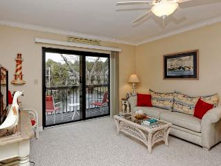 Island Club 152, 2 bedrooms, Lagoon View, Large Pool, Tennis, Hot Tub, Hilton Head