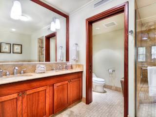 Master Bath is spacious