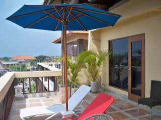 Angelo's ocean view penthouse, Seminyak