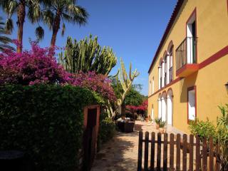 can andreu, Port de Sant Miguel