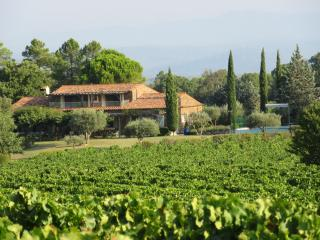 A perfect haven, set in an award-winning vineyard