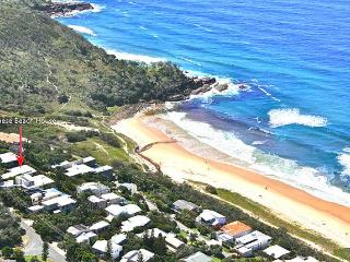 Just meters from Noosa National Park...