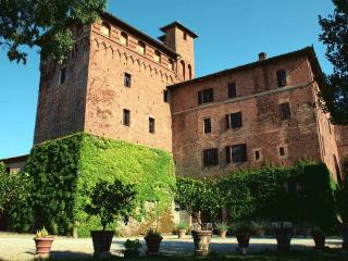 Apartment with pool in Siena - San Fabiano Castle
