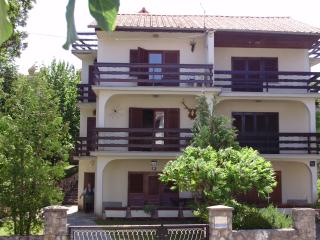 Apartment Vesel  2 with sea view, Malinska