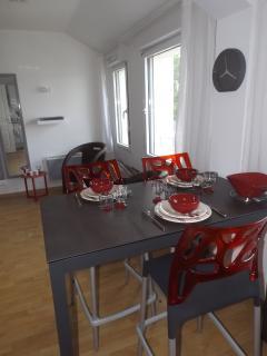 Table Haute - Ceramique