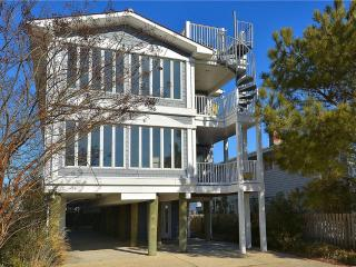 Very Nice! 8 Bedrooms, 6 Bath ocean view home close to the beach, Bethany Beach
