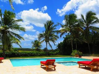 Great home with wonderful golf view, La Romana