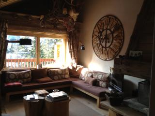 Meribel ski chalet rental