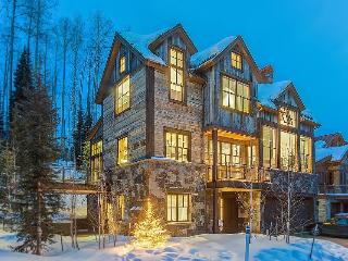 This luxury vacation home in Mountain Village is a fantastic ski-in ski-out rental perfect for family and friends., Telluride