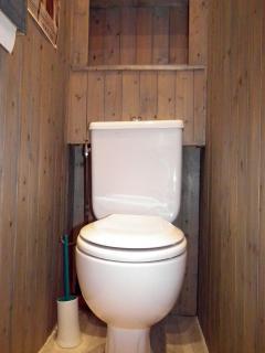 Les toilettes indépendantes
