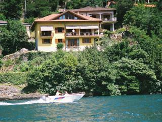 Villetta Rosina (Lakefront property), Nesso