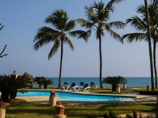 Great sea front 3 bedroom apt Cabarete Ocean Dream