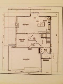 1st floor layout