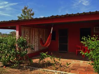 Rental unit on the road to Playa Arenal in Pedasi