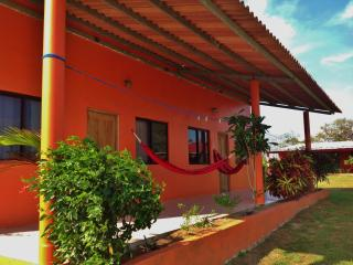 Unit rental on the road to Playa Arenal in Pedasi