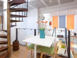 Glass floor loft in Mallorca / parking optional, Palma de Mallorca