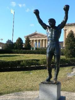 Visit the famous Rocky statue 15 mins from the house by car or subway