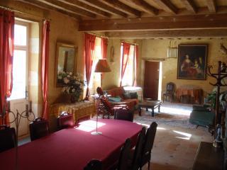Maison de charme près de Le Mans , bois et étangs, La Suze-sur-Sarthe