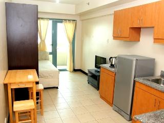 Furnished condo studio unit in Tivoli Gardden, Mandaluyong
