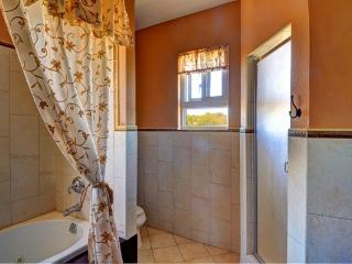 Master bathroom, separate shower and tub