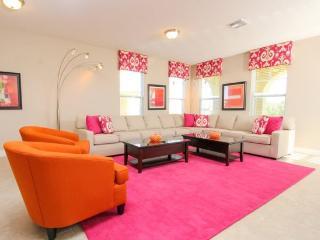 6 Bedroom 6.5 Bedroom Luxury Vacation Home In Solterra Resort. 4107OTD, Orlando