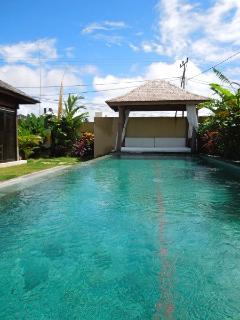Outdoor Pool & Gazebo