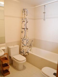 Bathroom 1 of 2 (downstairs)