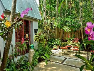 Namaste : A blissful one bedroom cottage designed with relaxation in mind., Key West
