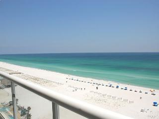 $150/nt open dates! 9th flr Gulf-front 2br at Emerald Isle!, Pensacola Beach