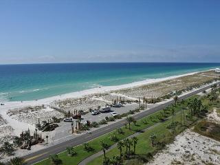 Two-bedroom Portofino unit w/stunning Gulf & beach views from the 10th floor!, Pensacola Beach