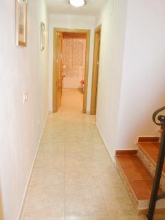 Hall way (downstairs)