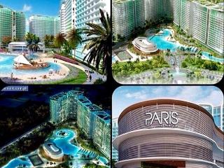 Azure Paris Hilton Beachfront Condo 1 BR furnished