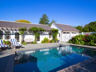CHAP2 - Edgartown Compound with Main and Guest Cottage, Heated Pool, Village Are
