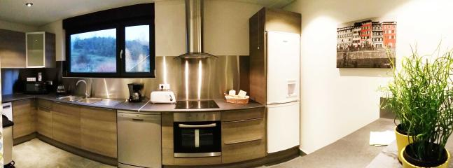 Design and functional kitchen