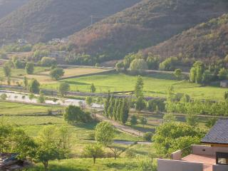 Casa montaña, vistas , Andorra, Alas
