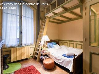 !!! New !!! Cosy Duplex in Central Paris, París