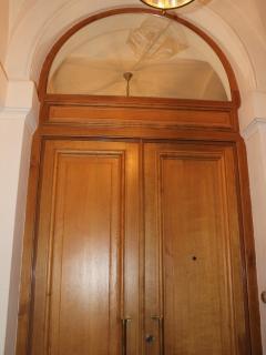 Apartment security door / Porte sécurisée appartement