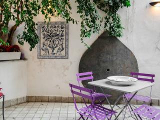 garden scarpetta, Rome