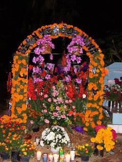 Celebrate Day of the Dead in Ocotepec/Dia de los Muertos en Ocotepec