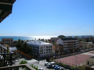 Amazing views in Valencia beach