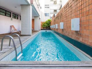 Apartamento em Ipanema com Piscina e Academia, Río de Janeiro