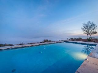 Paso Robles 'Top of the World' Pool with Views and High-End Privacy