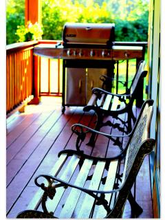 Enjoy gorgeous views of the Olympics and wildlife from the covered front porch